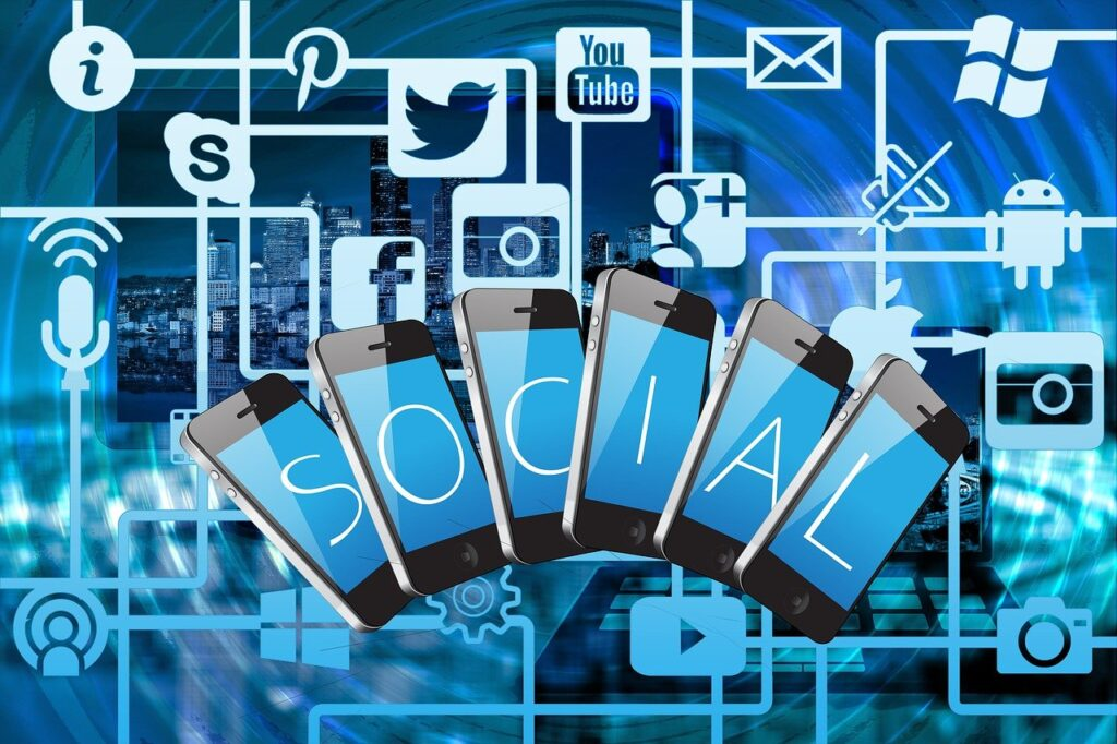 social, social media, communication